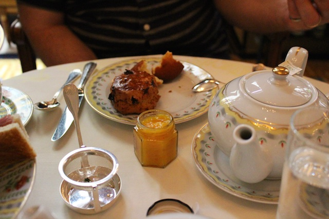 2015 04 16 at 09 37 20 - A Luxe Afternoon Tea at the George V in Paris