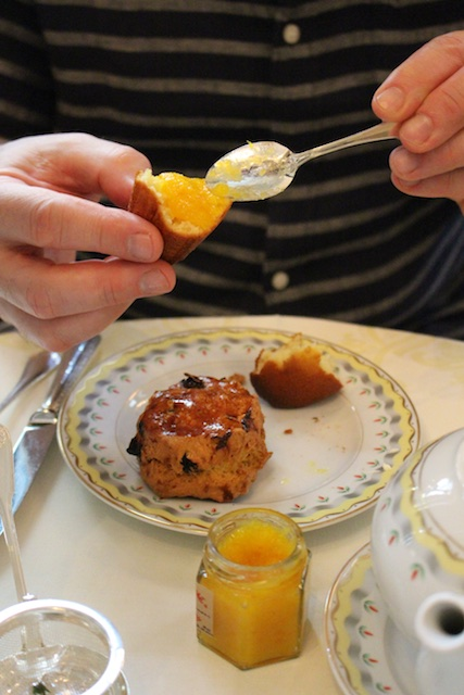 2015 04 16 at 09 37 40 - A Luxe Afternoon Tea at the George V in Paris