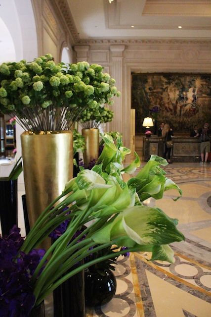 2015 04 16 at 10 54 34 - A Luxe Afternoon Tea at the George V in Paris