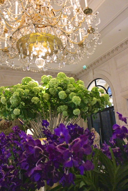 2015 04 16 at 10 54 54 - A Luxe Afternoon Tea at the George V in Paris