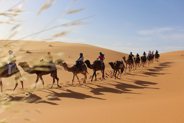 Gay Travel in Morocco