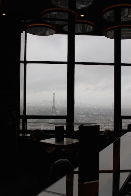 2015 04 30 at 11 43 59 - Ciel de Paris: Lunch on Top of the World