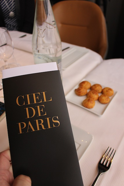 2015 04 30 at 11 49 55 - Ciel de Paris: Lunch on Top of the World