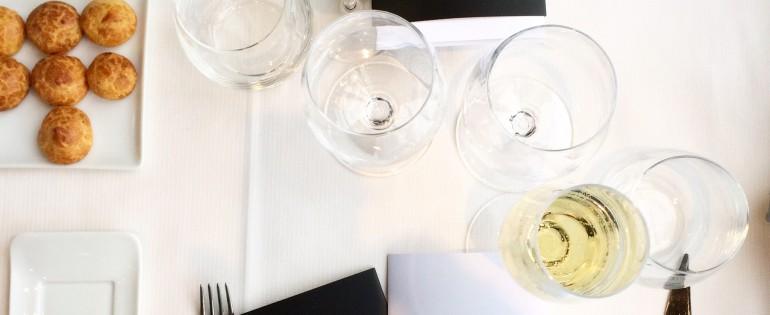 Ciel de Paris: Lunch on Top of the World