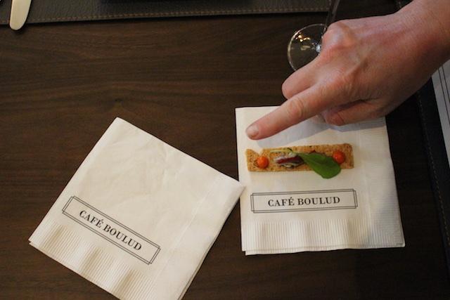 IMG 6799 - Tasting Café Boulud