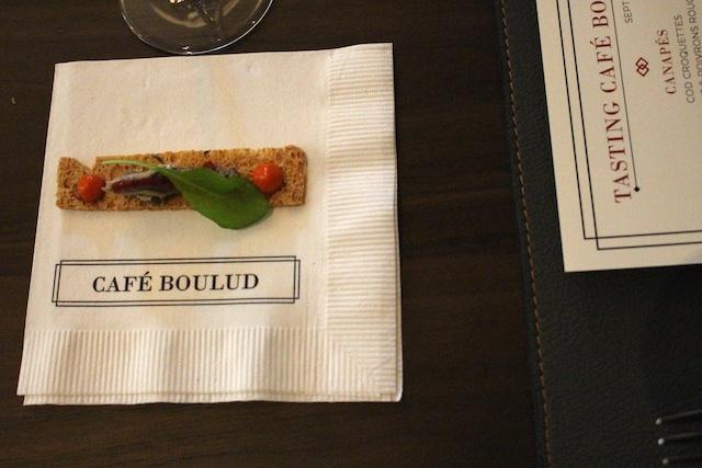 IMG 6803 - Tasting Café Boulud