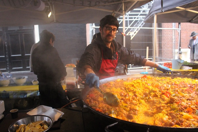 Spanish Labs #London Food