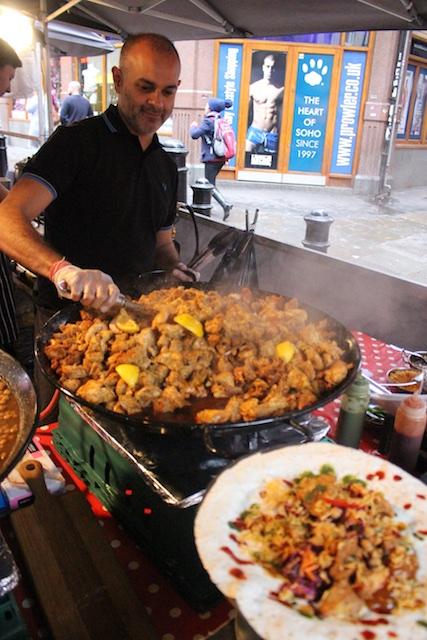 Lilly Chutney Dev Masrani #London #Food