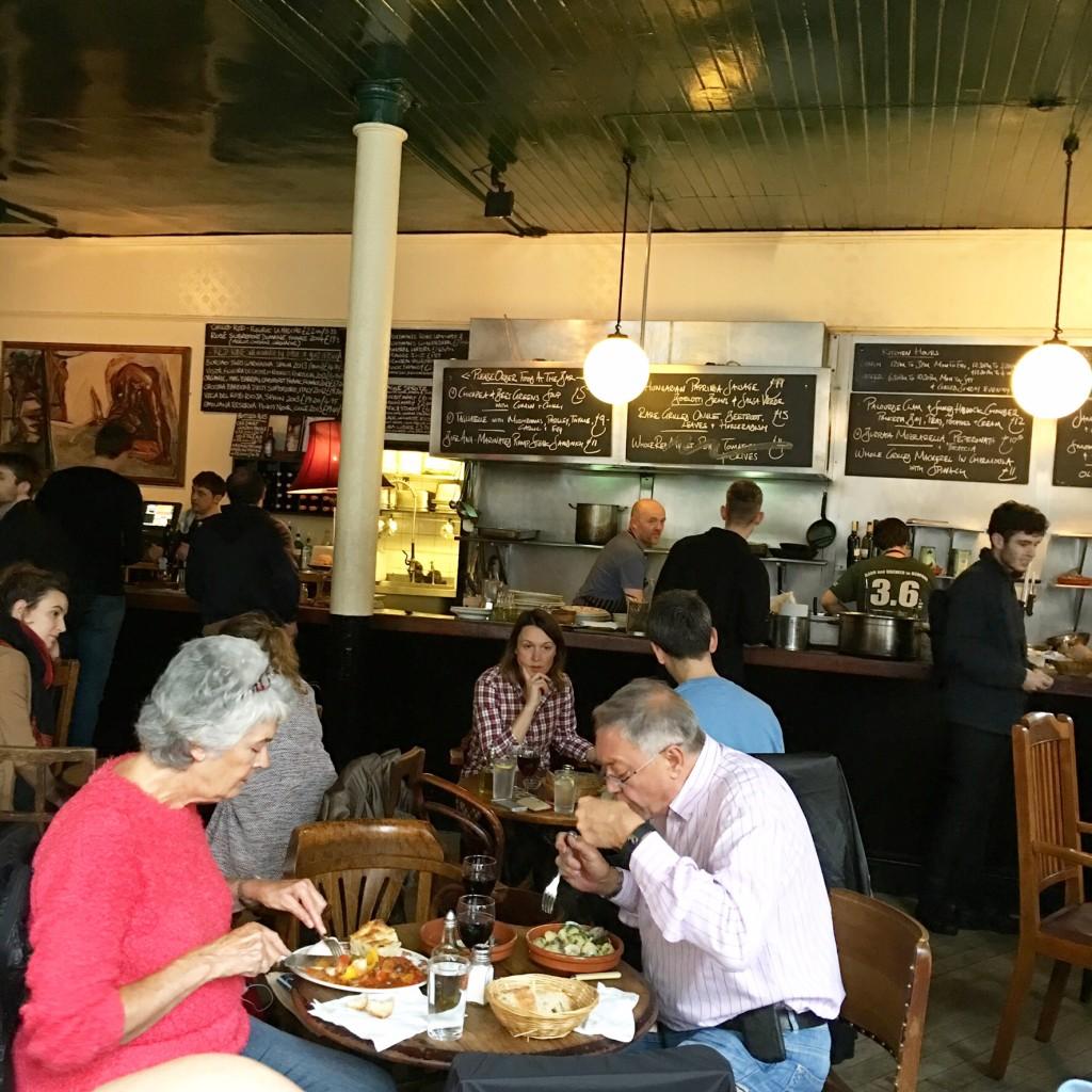 The Eagle Farringdon #London #Food