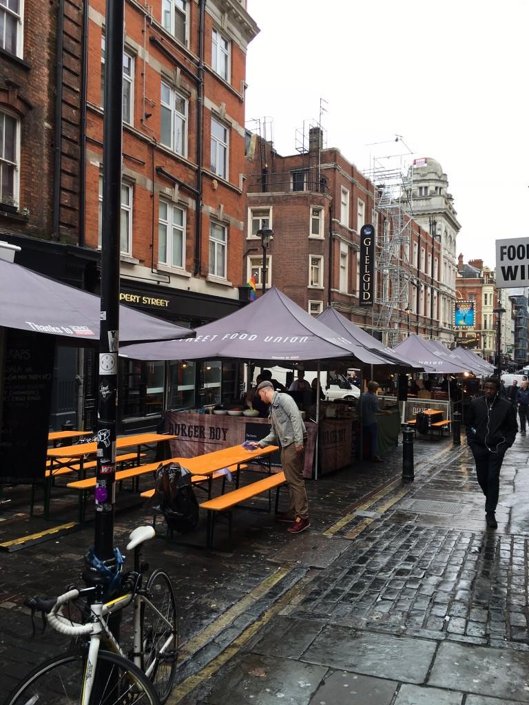 Street Food Union #London #Food