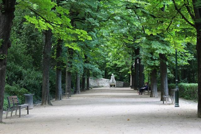 Lyon's Le Jardins de Rosaire