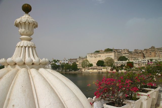 Views from the Lake Palace