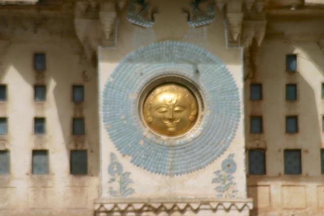 20040424 Udaipur 007 - Around Udaipur's City Palace: The House of Maharana