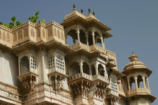 20040424 Udaipur 009 - Udaipur's City Palace: The House of Maharana