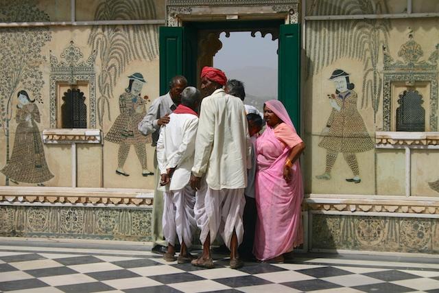 Around Udaipur's City Palace: The House of Maharana