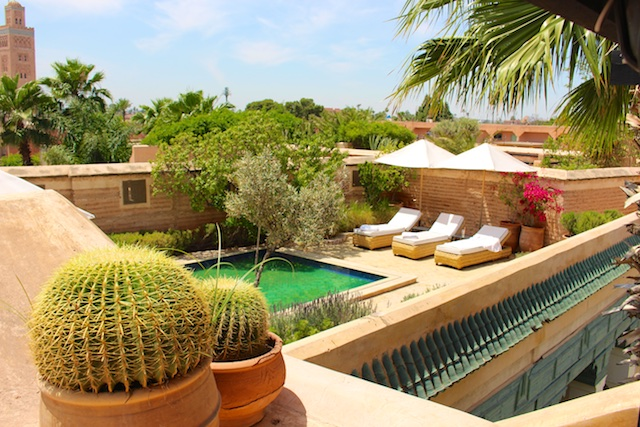 2015 04 28 at 12 38 07 - Hotel Review: Laid Back Luxury at Marrakech's El-Fenn