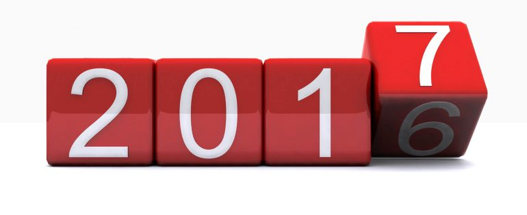 New Year Resolutions: Resolved!