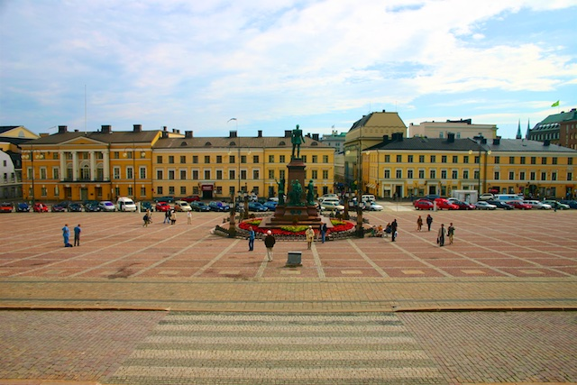 From Land and Sea: The Beauty of Helsinki