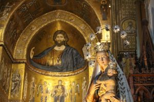 2017 05 24 at 10 00 33 300x200 - PHOTOS: The Incredible Byzantine Mosaics of the Cattedrale di Monreale