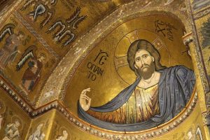 2017 05 24 at 10 09 36 300x200 - PHOTOS: The Incredible Byzantine Mosaics of the Cattedrale di Monreale