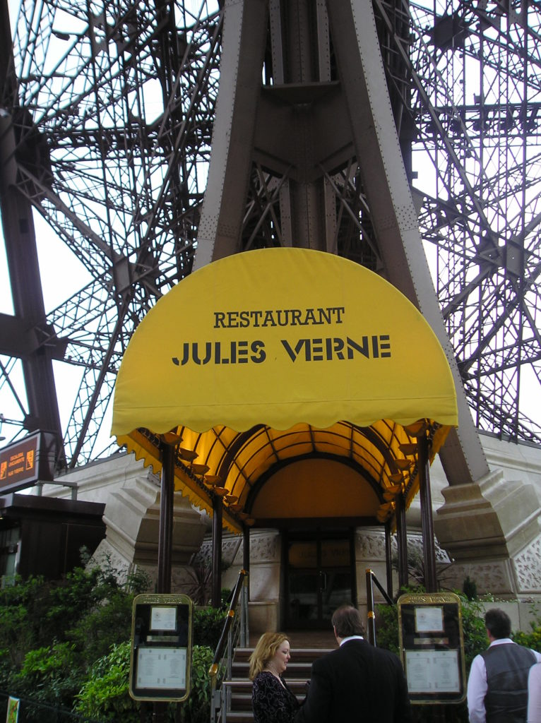 Image 5 Paris Le Jules Verne 766x1024 - INSIDE Paris: Things to See, Do and Eat