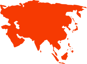 "asia continent 300x222 - Are You Part of the ""Lufthansa Group""?"