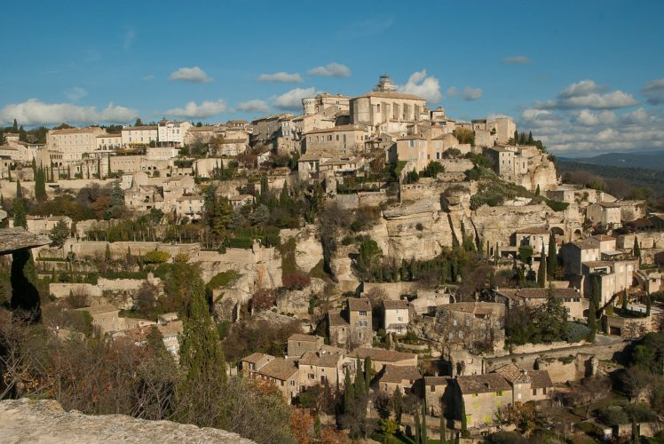 gordes 748x500 - South of France Treasures You Must Visit