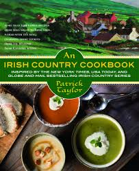 Get inspired to travel to Ireland with An Irish Country Cookbook by Patrick Taylor, author of the Irish Country series