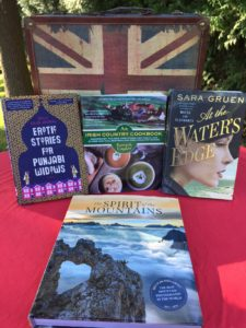 Fiction and non-fiction books that will inspire you to book a trip to the United Kingdom - England, Wales, Scotland and Northern Ireland