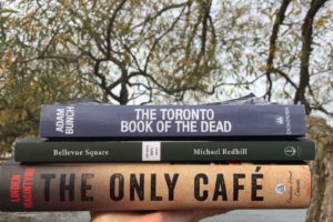 Read these three books, courtesy of Dundurn Press and Penguin Random House, and be inspired to travel to Toronto.