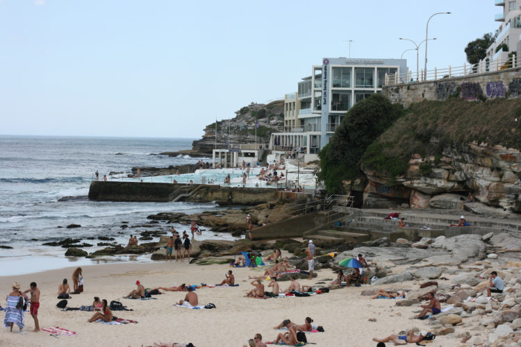 Image 4 Sydney Bondi Beach 750x500 - Sydney's Best Cool Neighbourhoods