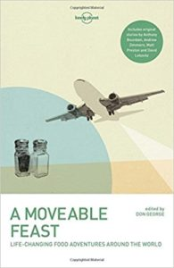 A Moveable Feast is by Raincoast Books and Lonely Planet
