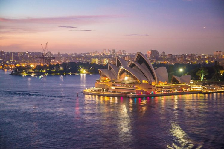 sydney opera house 354375 1280 749x500 - Top Four Ways to See Australia on a Budget