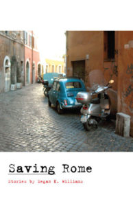 Rome-based writer and correspondent Megan K. Williams writes a collection of stories featuring nine ex-pat women who now call Rome and its craziness home.