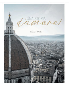 Be inspired to travel to various parts of Italy thanks to Una Storia d'amore!, a coffee table book is by author and photographer Terence Wallis.
