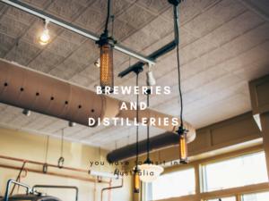 6 Beer and Liquor options to taste in Australia