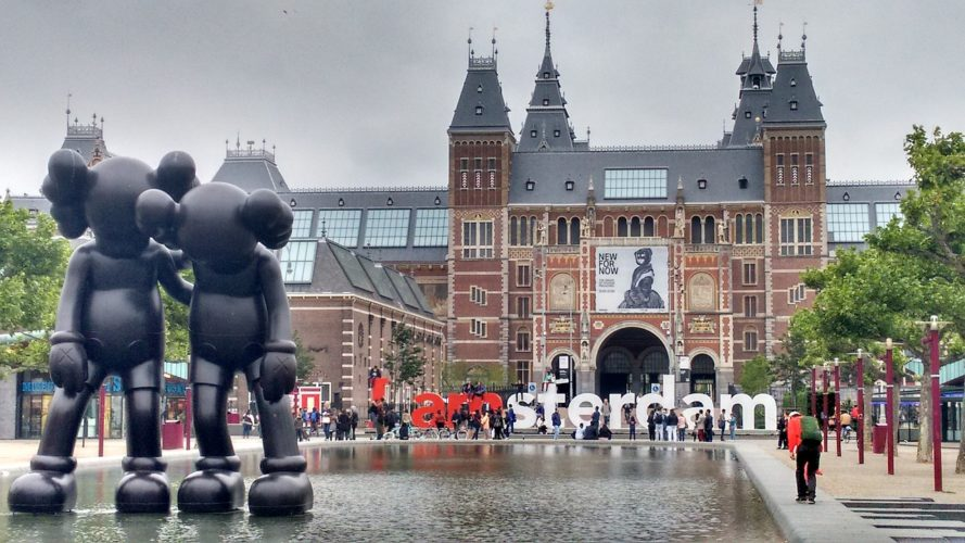 rijk museum 889x500 - A City Break in Amsterdam: Things to See, Do, and Eat