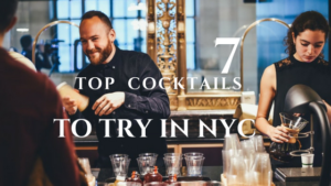 NYC cocktails