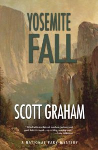 Yosemite Fall, by Scott Graham, shows the beauty of this national park.