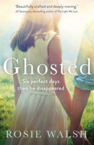 Ghosted 194x300 - Two Books to Read on a Beach