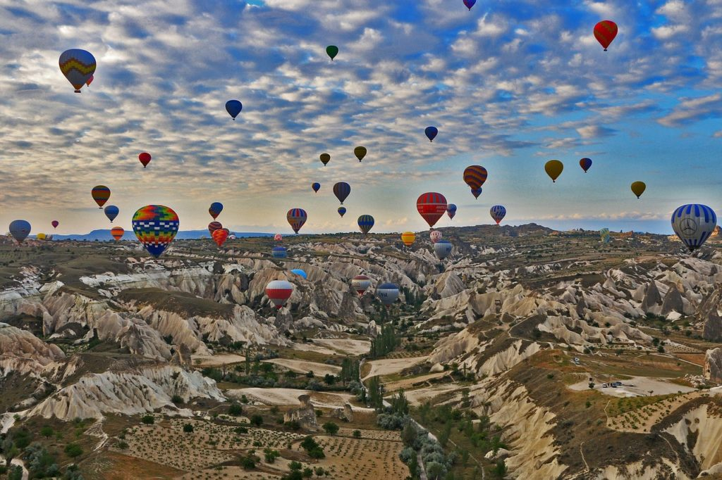 Image 7 Cappadocia Turkey 1024x682 - The 9 Best Travel Experiences Around the World