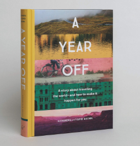 aYearOff - 5 Best Book Gift Ideas for Travellers