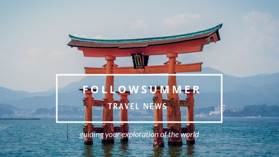blog post header travel news template - followsummer Travel News