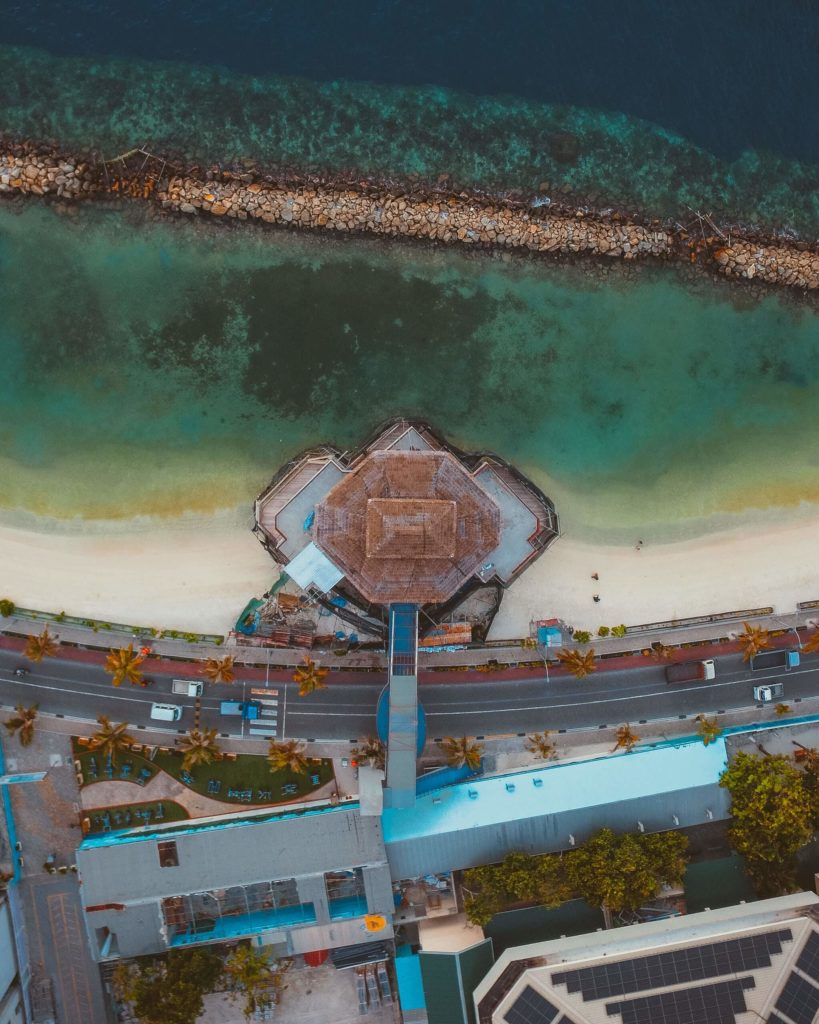 ZaraMaldives2 819x1024 - Travelling to the Maldives: Private Resort or Local Island?