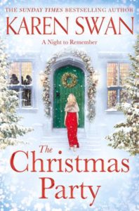 Front cover image of Karen Swan's The Christmas Party